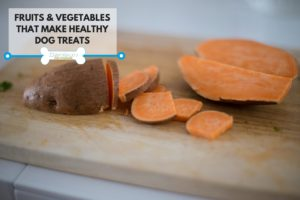 sweet potato natural dog treats