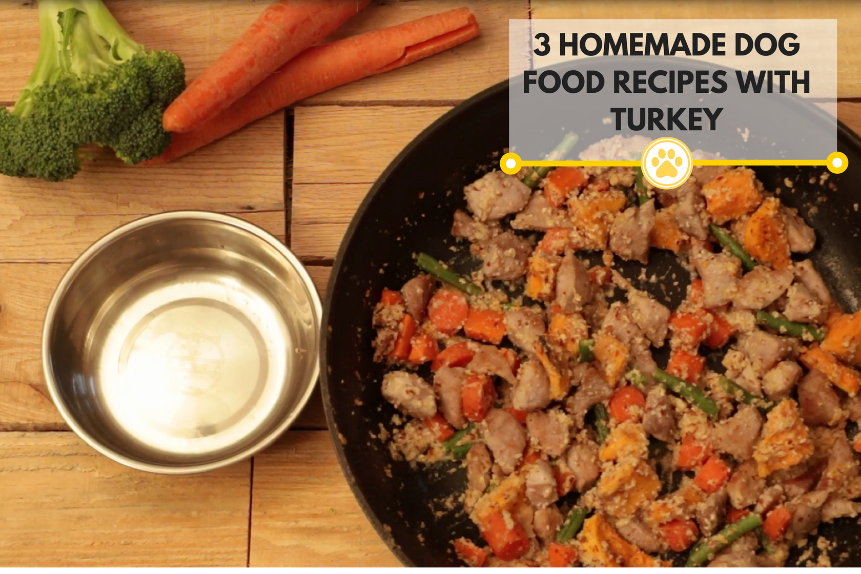 20 Homade Dog Food Recipes 3 homemade dog food recipes with turkey   carlson pet products