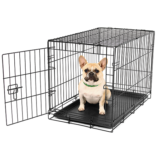 carlson small wire crate