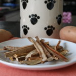 Wheat free dog treats